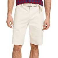 Deals on Sun + Stone Men's Franklin Cargo Shorts