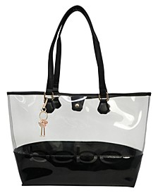 Lindsey Clear Tote