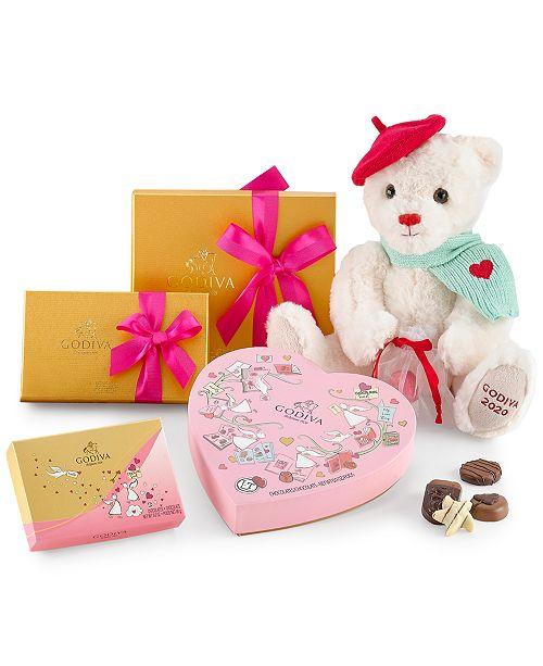 Godiva Chocolatier, Valentine's Day Collection