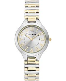 Women's Two-Tone Bracelet Watch 32mm