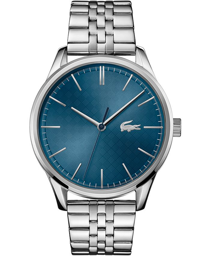 Lacoste - Men's Vienna Stainless Steel Bracelet Watch 42mm