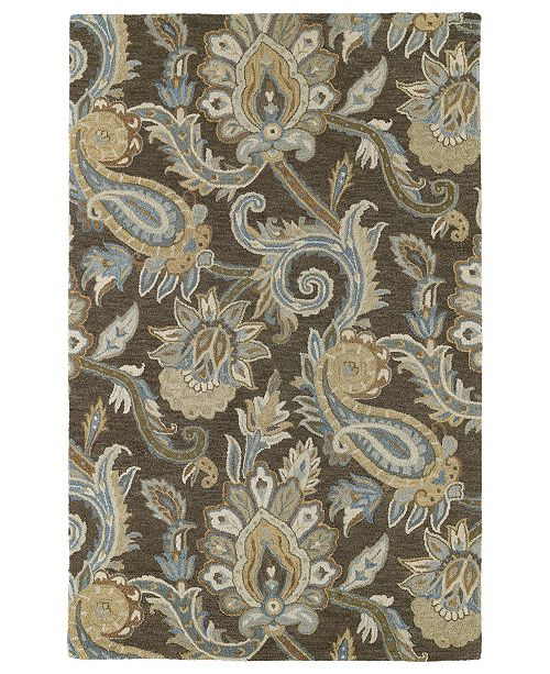 Kaleen Helena 3204-49 Brown 12' x 15' Area Rug