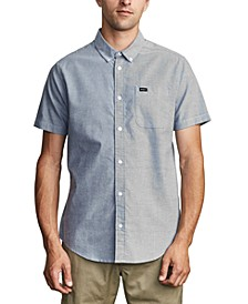 Men's Slim-Fit That'll Do Stretch Short Sleeve Shirt