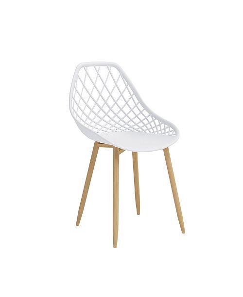 Jamesdar Kurv Dining Chair, Set of 2