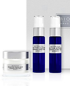 3-Step Skin Regimen Kit for Normal and Dry Skin