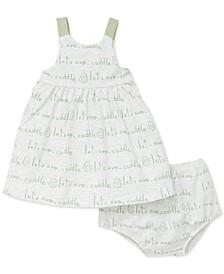 Baby Girls Avo-Cuddle Sundress
