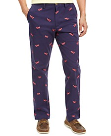 Men's Lobster Graphic Pants, Created for Macy's