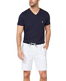 Men's Fleece Knit Logo Shorts