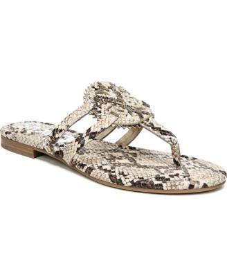Canyon Medallion Flat Sandals