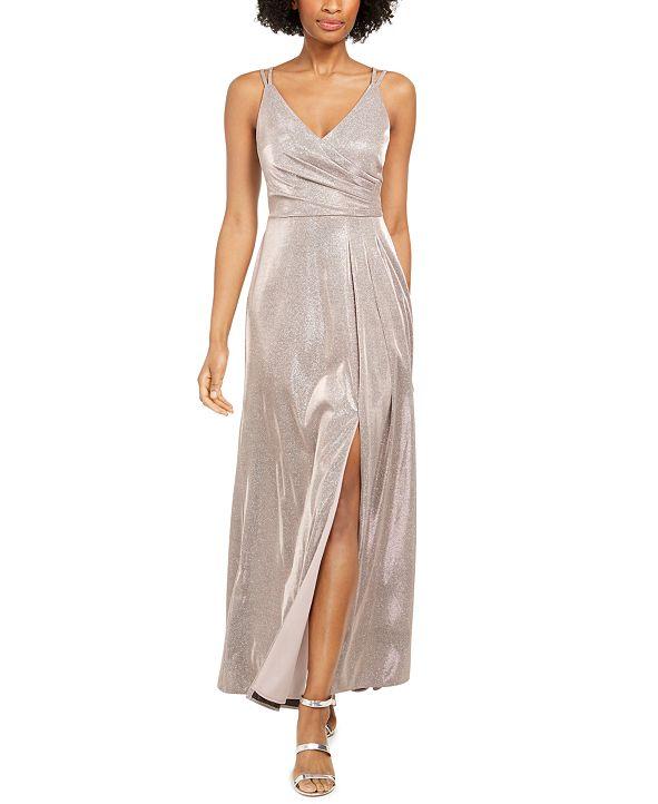Nightway Glitter Gown