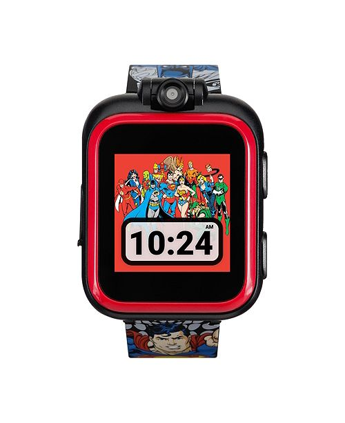 iTouch PlayZoom DC Comics - Justice League Strap Touchscreen Smart Watch 42x52mm