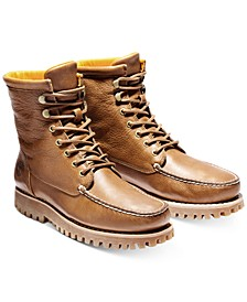 Men's Jacksons Landing Moc-Toe Boots