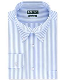 Men's Regular-Fit Ultraflex Stripe Dress Shirt