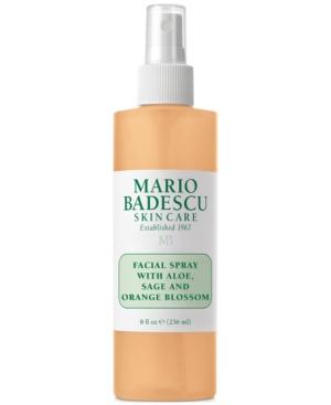 Facial Spray With Aloe