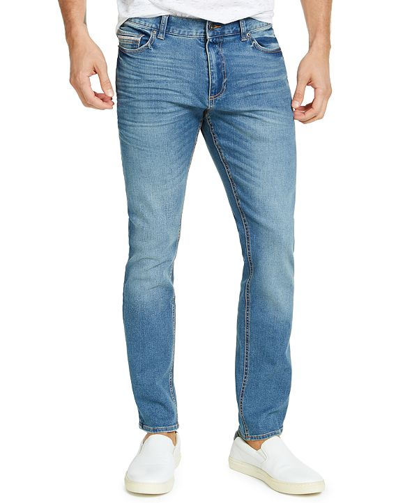 Sun + Stone Men's Slim-Fit Jeans, Created for Macy's