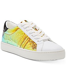 INC Women's Danelia Lace-Up Sneakers, Created for Macy's