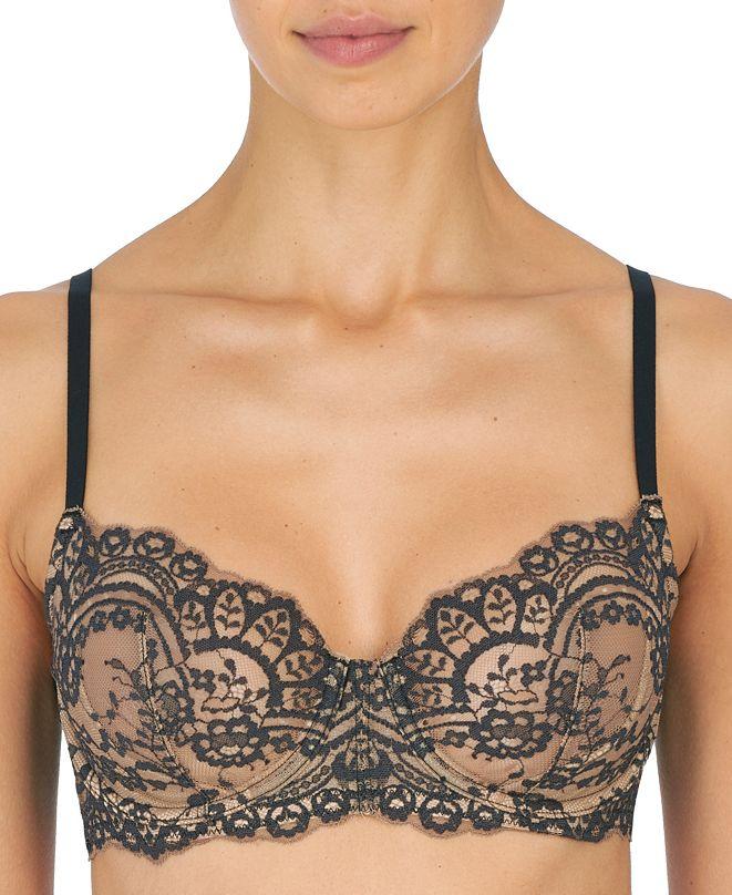 Natori Women's Calm Cotton Unlined Underwire Bra 726242
