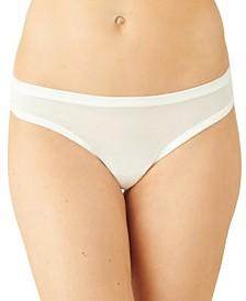 Women's Future Foundation One Size Thong Underwear 976289