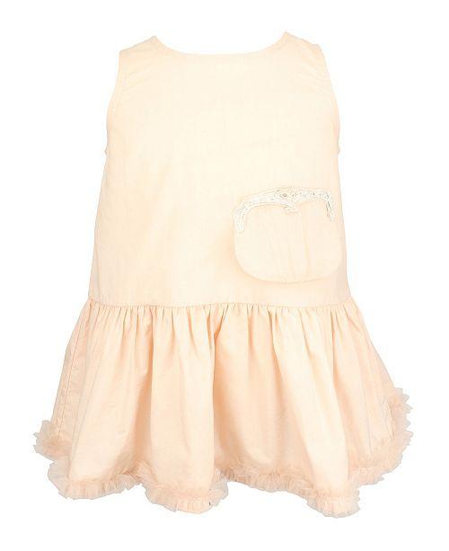 Popatu Baby Girl Purse Dress