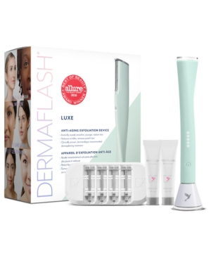Luxe Anti-Aging Exfoliation Device