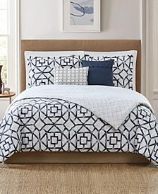 Taryn 5-Piece Full/Queen Comforter Set