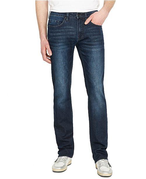 Buffalo David Bitton Men's Six-X Dark Wash Jeans