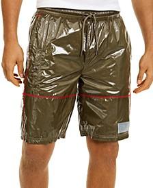"""Men's Andro Shiny Taffeta 10"""" Shorts"""