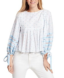 Waverly Puff Long-Sleeve Top