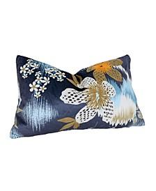"Blossom Decorative Pillow, 13"" x 21"""
