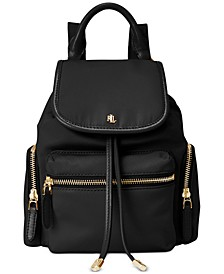 Keely Nylon Small Backpack
