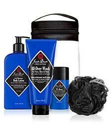 4-Pc. Clean & Cool Body Basics Set