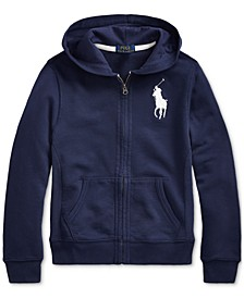 Big Boys Big Pony French Terry Hoodie