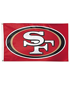 San Francisco 49ers Deluxe Flag