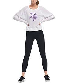 Women's Minnesota Vikings Lauren Pullover