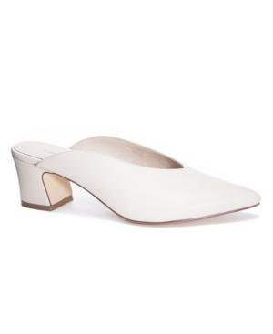 Pollie Block Heel Dress Mules Women's Shoes