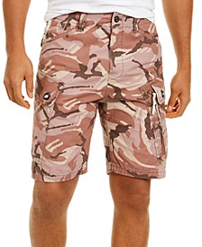 Men's Camo Cargo Shorts, Created for Macy's