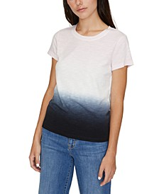 The Perfect Wash Dip-Dye T-Shirt