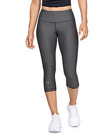 Women's HeatGear® High-Rise Capri Compression Leggings
