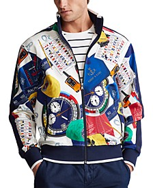 Men's Graphic Track Jacket