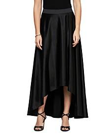 Tulip-Hem Long Skirt