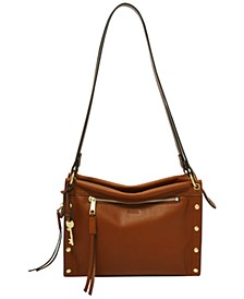 Allie Leather Satchel