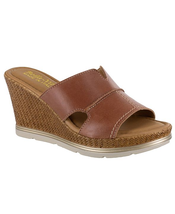 Bella Vita Gal-Italy Wedge Sandals