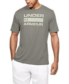 Men's Big and Tall Team Issue Wordmark Short Sleeve T-Shirt