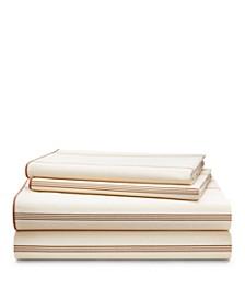 Allie Stripe Queen Sheet Set