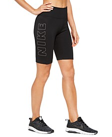 Women's Air Logo Bike Shorts