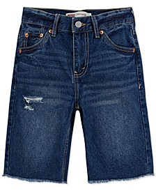Big Boys UnBasic 511™ Slim-Fit Distressed Denim Shorts