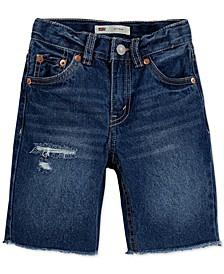 Little Boys UnBasic 511™ Slim-Fit Distressed Denim Shorts