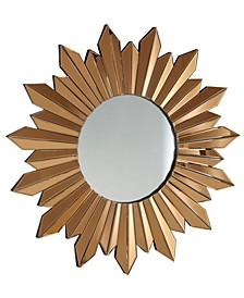 Golden Sun Mirror