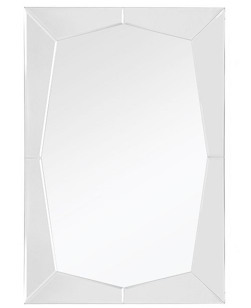 Cenports Queen Etched Mirror