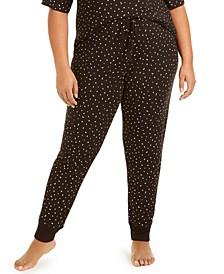 Plus-Size Ultra Soft Core Pajama Pants